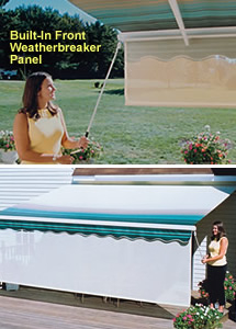 Northeast Awning Amp Window Co Sunsetter Motorized Patio