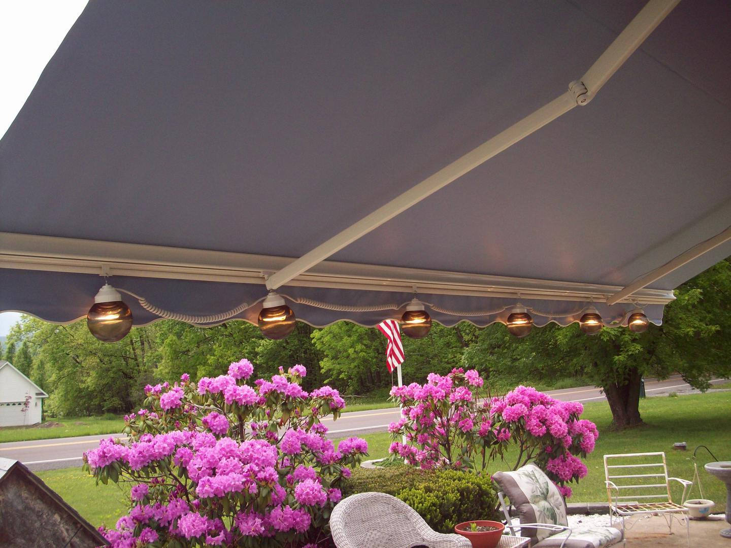Northeast Awning Amp Window Co Sunsetter Photo Gallery