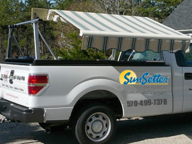 Northeast Awning & Window Co. - SunSetter Patio Awnings Dealer